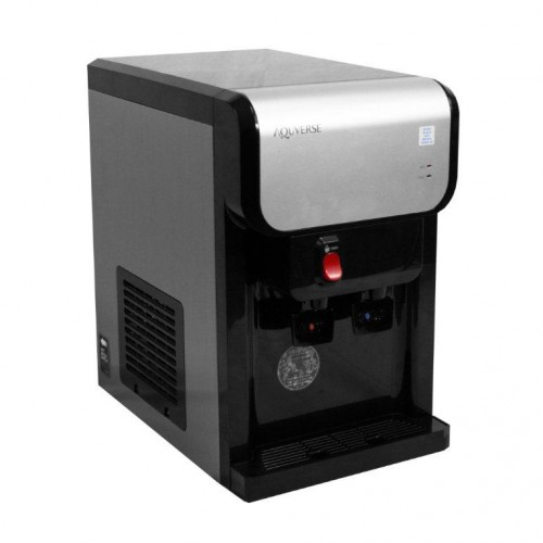 Aquverse 1PH Water Dispenser - Angled View