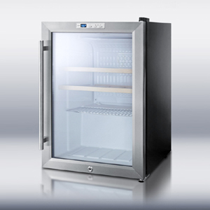 Countertop Beverage Cooler : SUMMIT? Countertop Wine & Beverage Fridge - The Cooler Store